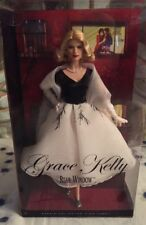 NRFB Grace Kelly in Hitchcock' sRear Window Barbie Doll  Mattel Pink Label 2011
