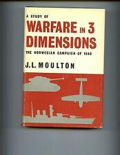 mac- A Study of Warfare in Three Dimensions: The Norwegian Campaign 1940 VG 1st