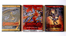 Amazing Disney Channel Cartoon Series Gargoyles Complete Seasons 1 & 2 on DVD
