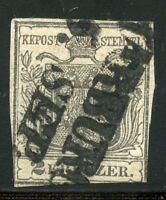 AUSTRIA  SCOTT#1  USED  SCOTT VALUE $115.00