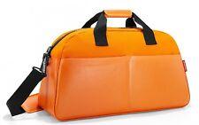 reisenthel overnighter Reisetasche Tasche Sporttasche canvas orange BS2027
