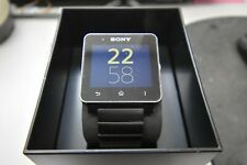 Sony SmartWatch 2 Bluetooth Armbanduhr Schwarz IPX5/7 Waterproof Dustproof #7218