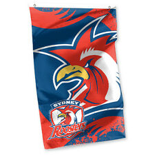 Sydney Roosters Cape/Wall Flag