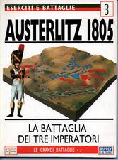 Austerlitz 1805 la battaglia dei tre imperatori Osprey-Del Prado