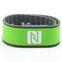 1 NFC Armband | NXP NTAG 216 | 924 Byte | grün
