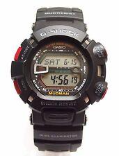 100% Authentic CASIO G-SHOCK MUDMAN Sport G-9000-1 Black Watch G9000 Original