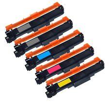 5 Toner XXL kompatibel zu Brother MFC-L3750CDW DCP-L3550 TN-243CMYK TN243CMYK