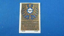 poster stamp cinderella vignette marken berlin IDO deutscher weltsprache
