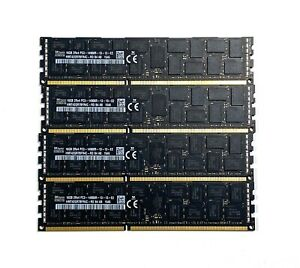 2013 Mac Pro A1481 64GB Memory Kit 4x 16GB ECC DDR3 1866MHz RAM Apple Original
