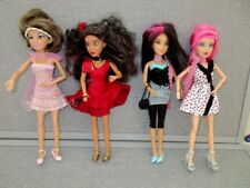 LIV Dolls Lot of 4 Dressed Clothes Shoes---Spin Master-# 3