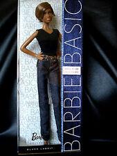 Mattel Barbie Collector Black Label Barbie Basics Collection 002 Model 08 New