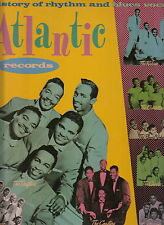 atlantic records history of rhythm and blues vocal groups lp the clovers chords