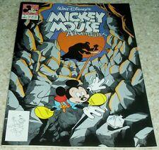 Walt Disney's Mickey Mouse Adventures 7, NM- (9.2) 1990 Phantom Blot