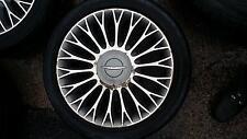 Chrysler YPSILON 2012 WHEEL SET of 4 Alloys with tyres #0000134803