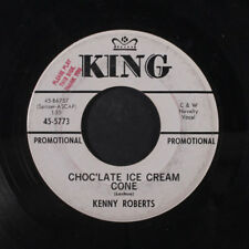 KENNY ROBERTS: Choc'late Ice Cream Cone / Twenty-four Hours With The Blues 45 (