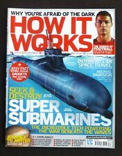 How It Works, Issue 87, Science, Environment, Technology, Transport, History ++