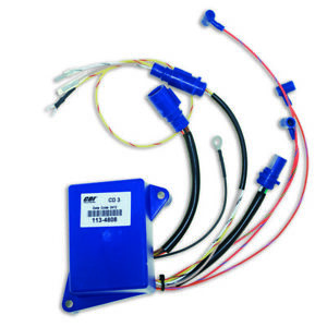 Johnson / Evinrude CDI Power pack  3Cyl   25,40,50,60,65,70hp  93 to 01 w/slow