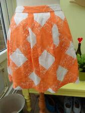 Boden Check Regular Casual Skirts for Women