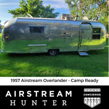 1957 Airstream Overlander 26' Single Axle - Travel Ready