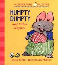 Humpty Dumpty: and Other Rhymes (My Very First Mother Goose)-ExLibrary