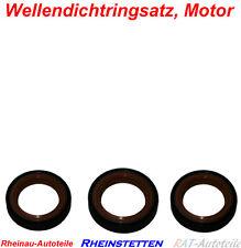 Wellendichtringsatz (3 Stück) für Motor Vorne AUDI OPEL SEAT SKODA VOLVO VW