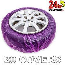 Jtape Alloy Wheel Paint & Repair Elasticated Mask Tyres 20 Per Bag
