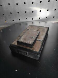 Vintage Polaroid SX-70 Land Camera ALPHA macchina fotografica da pulire