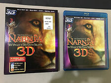 The Chronicles of Narnia: The Voyage of the Dawn Treader (3D+Blu-ray)+OOP SLIP