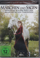 Märchen und Sagen  / 12 Filme Box 4 DVD neu