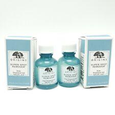 2 Origins Super Spot Remover Acne Treatment Gel 0.3 oz/10ml Salicylic Acid 1.5%