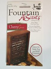 2 packets Acscents Water Treatment tablets for Fountains Cherry Grove