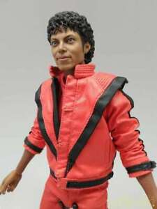 Hot Toys Michael Jackson Thriller Version MIS09 1/6 Figure From Japan