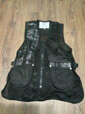 New listing Classy Clay Mesh Men's Shooting Vest Black Xs Rh Trapshooting Skeet Clays