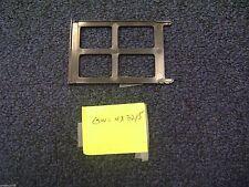 Gateway MX3215 MX-3215 W323-UI1 PCMCIA Blanking Plate Black