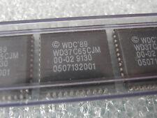 10PCS WD37C65CJM  Floppy Disk Controller  PLCC44   WDC