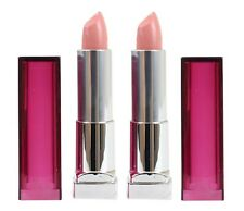 2 x MAYBELLINE COLOR SENSATIONAL LIPSTICK 015 BORN WITH IT