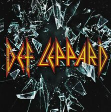 DEF LEPPARD DEF LEPPARD CD ALBUM with LENTICULAR COVER (December 11th 2015)