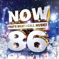 NOW THATS WHAT I CALL MUSIC 86 - NEW & SEALED - UK STOCK - DOUBLE CD