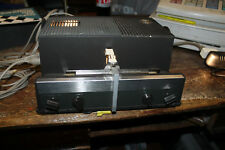 Sawyer's Model 550R Vintage Slide Projector with Cord and Remote Lights Up