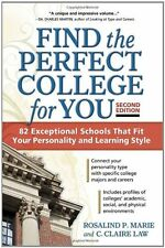Find the Perfect College for You: 82 Exceptional S