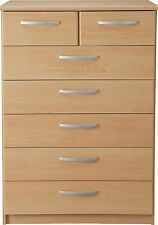 Beech Bedroom Chests of Drawers