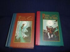 Two Disney 1st Editions - Hardcover: Peter and the Shadow Thieves/Starcatchers