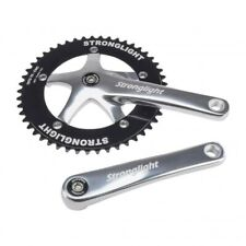 Stronglight Track 2000 crankset with matching bottom bracket New in Box