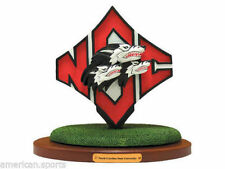 NORTH CAROLINA STATE NCS 3D MENS FOOTBALL BASKETBALL FIGURE FAN CAVE,BAR,DORM