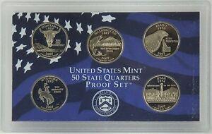 2007 s Quarter Proof Set