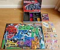 Risk Transformers Cybertron War Edition Board Game 2007 Complete