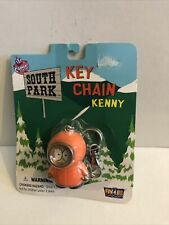 Vintage South Park Comedy Central Kenny 1998 New Key Chain Toy Figure Sealed Nip