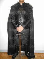 Jon Snow Costume Nights Watch Game of Thrones Adult mens