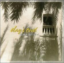 Day's End (Al Fin del Dia) (CD, Jul-1996, London) Soft Sounds of Spanish Guitar