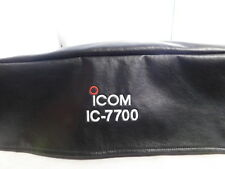Icom IC-7700 with Logo Ham Radio Amateur Radio Dust Cover